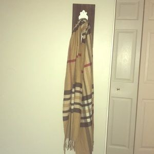 FAUX Burberry Scarf